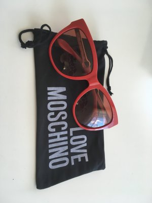 Love Moschino Zonnebril rood