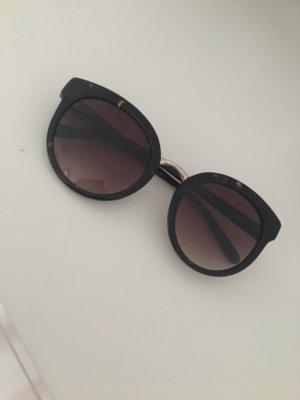 Love Moschino Oval Sunglasses multicolored