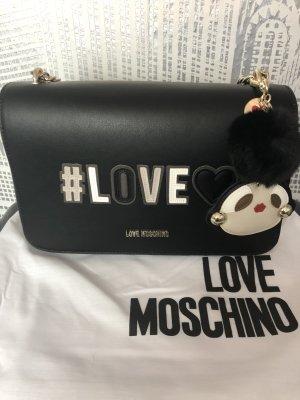 Love Moschino Borsa con manico nero