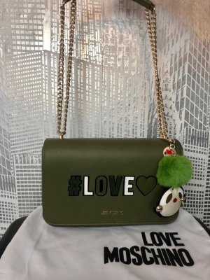 Love Moschino Carry Bag khaki