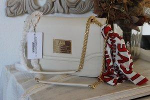 Love Moschino Tasche elfenbein-weiß Farbe, Neu