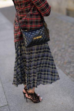 Love Moschino Tasche schwarz gesteppt neu