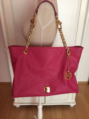 Love Moschino Tasche Shopper pink gold