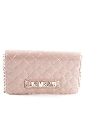 "Love Moschino Umhängetasche ""Quilted Soft Crossbody Bag Pink"""