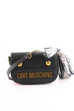Love Moschino Umhängetasche schwarz Elegant