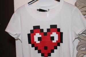 Love Moschino T-shirt veelkleurig Katoen