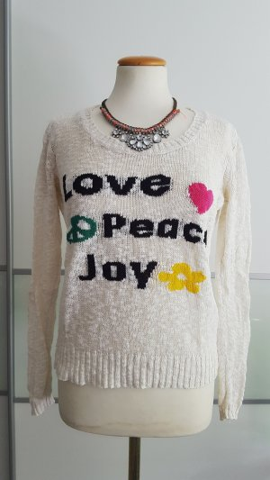 Love Peace Joy Stickpulli