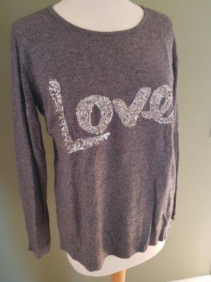 LOVE-Pullover
