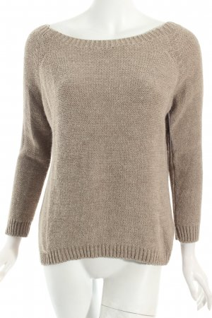 Love Strickpullover beige Casual-Look