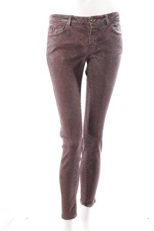 Loveday Jeans Skinny Jeans Silberschimmer