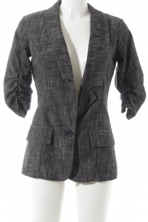 Lovely Day Jeansblazer schwarz-grau Casual-Look