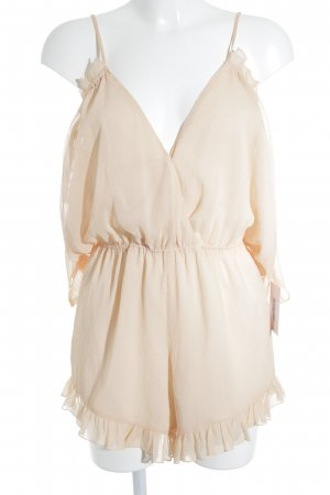 Lovers + friends Jumpsuit nude Beach-Look