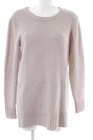 Lovers + friends Crewneck Sweater light grey casual look
