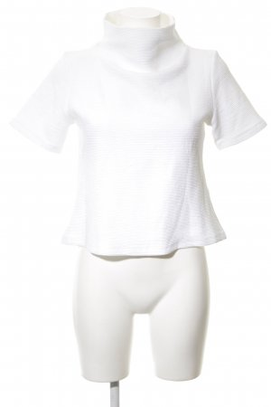 Lovjoi Jersey de manga corta blanco look casual