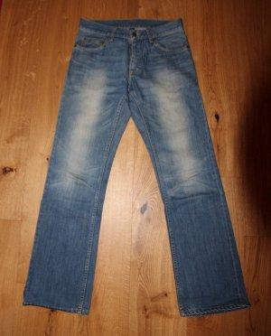 Low Cut Boyfriend Jeans für Damen und Herren #H&M