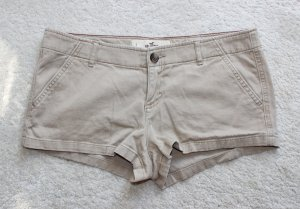 Hollister Hot Pants oatmeal-beige