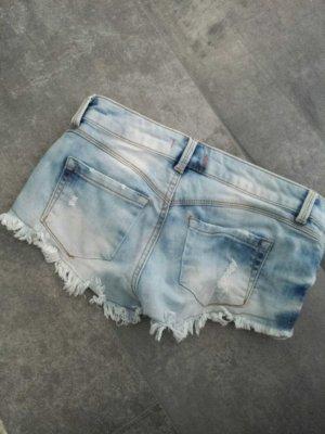 low waist jeans hotpans