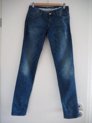 Low Waist Skinny Jeans, Boot Cut, Hüftjeans von Mavi
