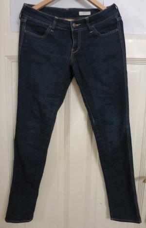 Low Waist, Slim Leg Jeans, Gr.28(38)
