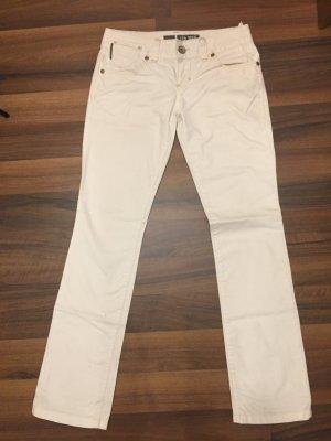 Low waist weiße LTB Jeans
