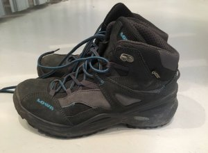 Lowa Short Boots anthracite