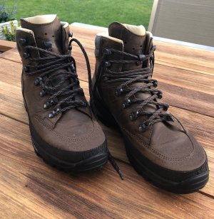 Lowa Snow Boots multicolored leather