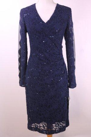 LRL Lauren Ralph Spitzen Kleid Abendkleid Damen S 36 NEU mit Etikett