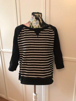 Ralph Lauren Kraagloze sweater zwart-room