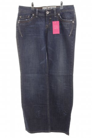 LTB 3/4-jeans blauw casual uitstraling