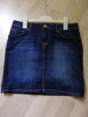 LTB Denim Skirt dark blue