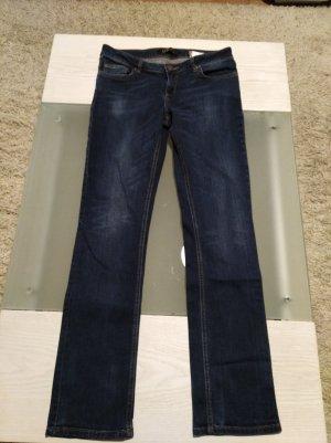 LTB Pantalone a vita bassa blu