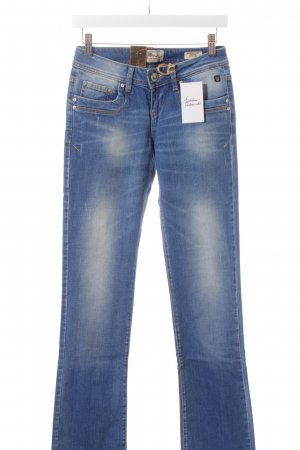 LTB Boot Cut Jeans hellblau Casual-Look