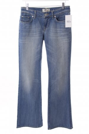 LTB Boot Cut Jeans helle Waschung