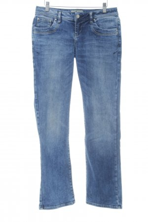 LTB Boot Cut Jeans stahlblau Casual-Look