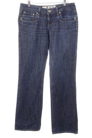 LTB Boyfriend jeans donkerblauw-blauw boyfriend stijl