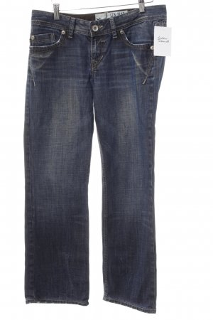 LTB by Littlebig Boot Cut Jeans blau Casual-Look