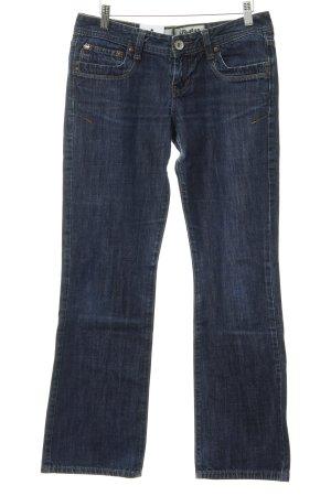 LTB by Littlebig Boot Cut Jeans dark blue street-fashion look