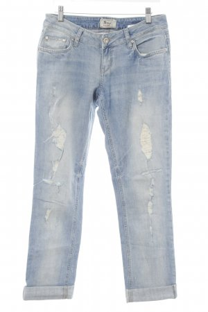 LTB by Littlebig Slim Jeans mehrfarbig Used-Optik