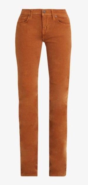 LTB Cognac farbende Cord Jeans Gr. 26