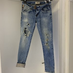 LTB Tube jeans azuur