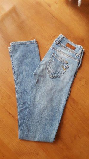LTB Damen skinny Jeans Gr. 25/32