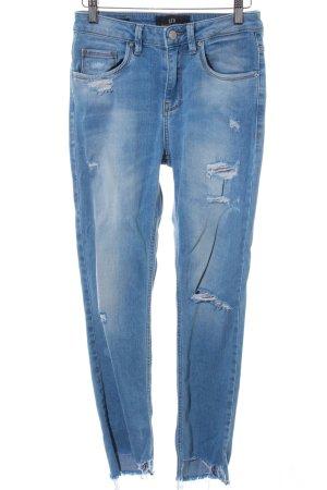 LTB Hoge taille jeans azuur ontspannen stijl