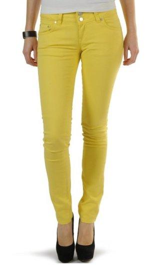 "LTB Hose ""Molly"" Striking Yellow Größe W29 L32"