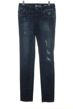 LTB Hüftjeans blau Jeans-Optik