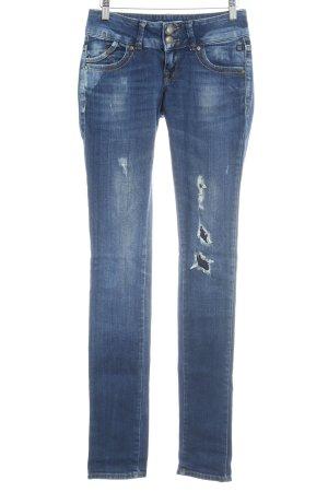 LTB Jeans vita bassa blu scuro stile casual