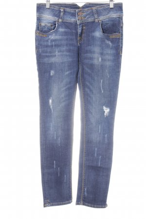 LTB Low Rise Jeans dark blue jeans look