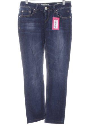 LTB Hüftjeans dunkelblau Jeans-Optik