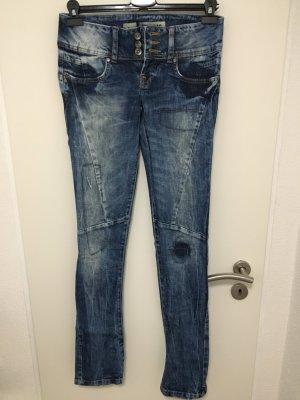 LTB Jeans skinny bleu