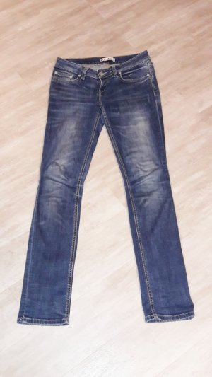 LTB Jeans 27 /32 slim fit Röhre five pocket TOP