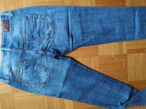 LTB Pantalon boyfriend bleu